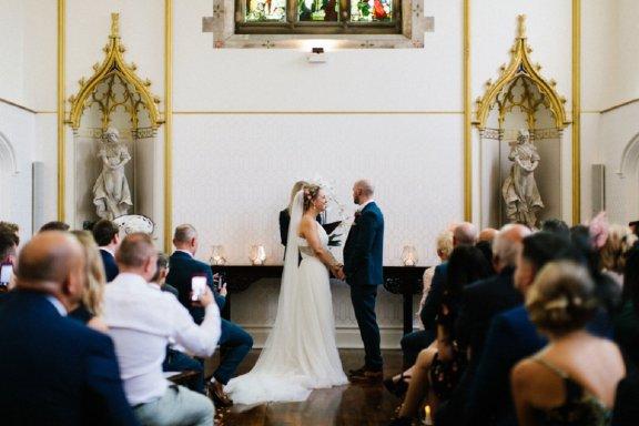 A Stylish Wedding at Lartington Hall (c) Melissa Beattie (26)