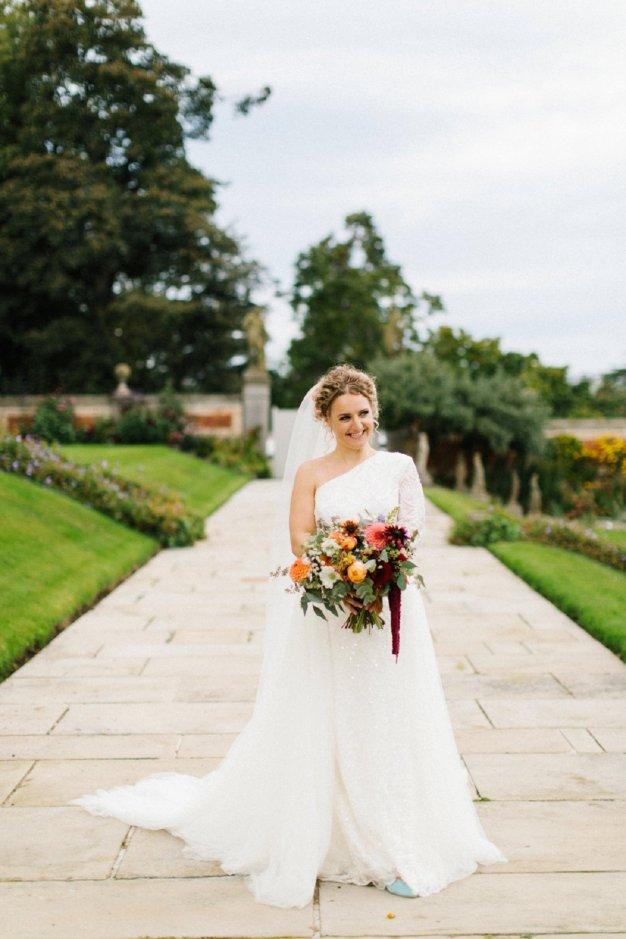 A Stylish Wedding at Lartington Hall (c) Melissa Beattie (38)