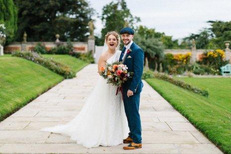 A Stylish Wedding at Lartington Hall (c) Melissa Beattie (40)