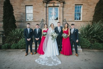 A Winter Wedding at Newton Hall (c) Dan Clark Photography (66)