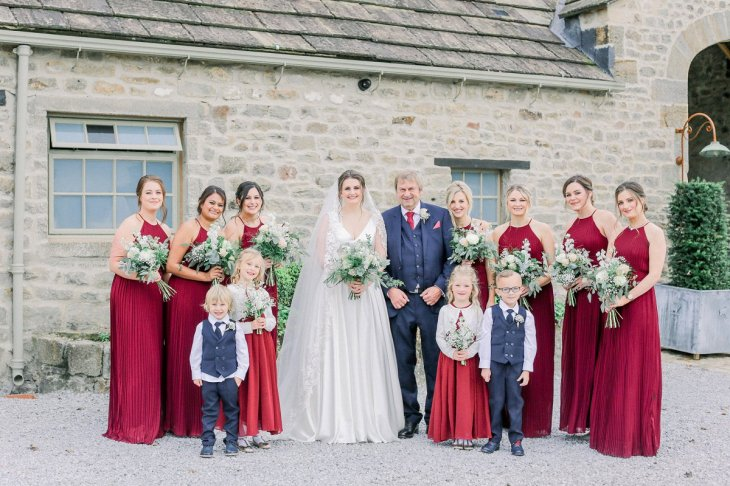 An Autumn Wedding at The Tithe Barn (c) Helen Russell Photography (28)