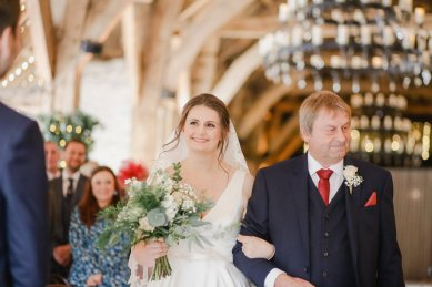 An Autumn Wedding at The Tithe Barn (c) Helen Russell Photography (31)