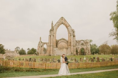 An Autumn Wedding at The Tithe Barn (c) Helen Russell Photography (69)