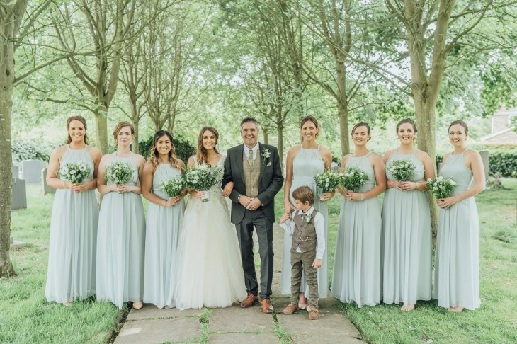 A Botanical Wedding at Bowcliffe Hall (c) Mr & Mrs Boutique Wedding Photography (22)