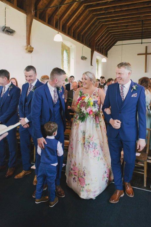 A Colourful Garden Wedding at Home (c) Lissa Alexandra Photography (37)