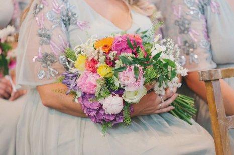 A Colourful Garden Wedding at Home (c) Lissa Alexandra Photography (40)