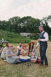 A Colourful Garden Wedding at Home (c) Lissa Alexandra Photography (96)