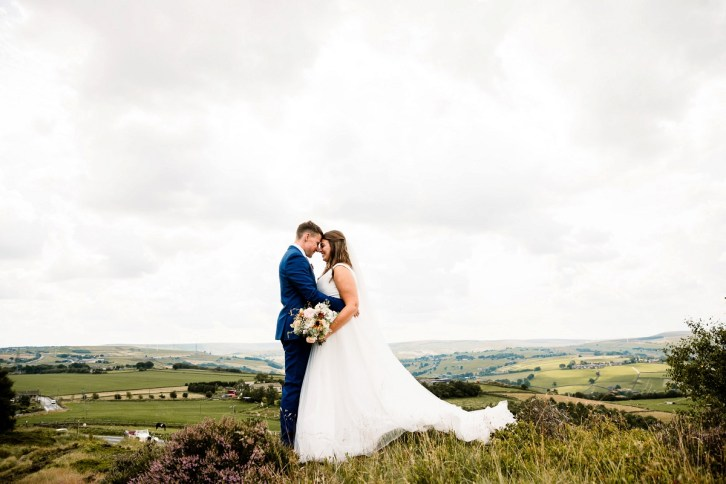 A Countryside Wedding in Yorkshire (c) Hayley Baxter Photography (51)