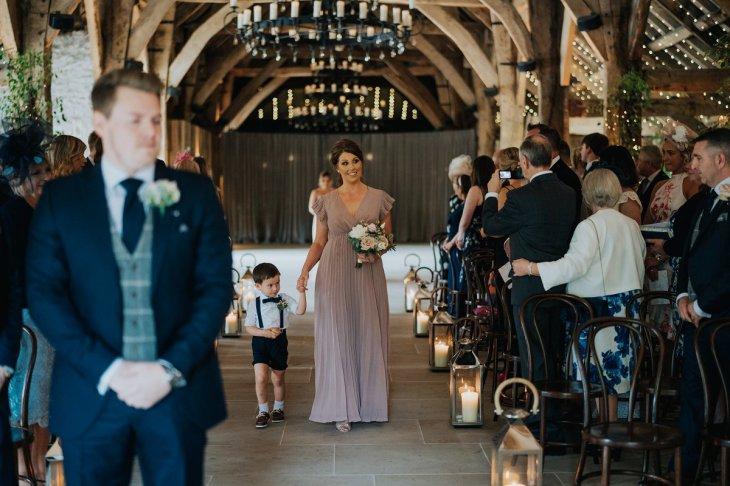 A Rustic Wedding at Tithe Barn (c) Bloom Weddings (38)