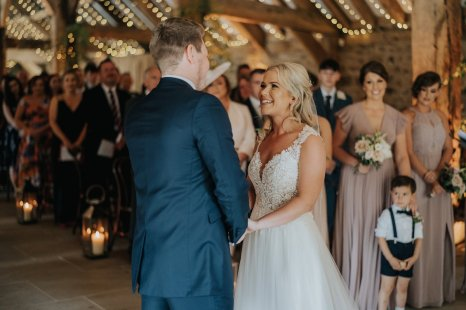 A Rustic Wedding at Tithe Barn (c) Bloom Weddings (43)