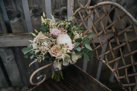 A Rustic Wedding at Tithe Barn (c) Bloom Weddings (6)