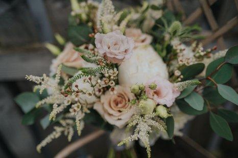 A Rustic Wedding at Tithe Barn (c) Bloom Weddings (7)