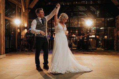 A Rustic Wedding at Tithe Barn (c) Bloom Weddings (93)