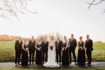 A Winter Wedding at Worsley Park Marriott (c) Kate McCarthy Photography (41)
