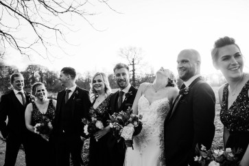 A Winter Wedding at Worsley Park Marriott (c) Kate McCarthy Photography (43)