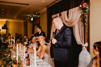 A Winter Wedding at Worsley Park Marriott (c) Kate McCarthy Photography (68)