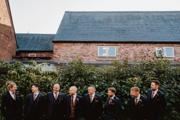 A Winter Wedding at Worsley Park Marriott (c) Kate McCarthy Photography (8)