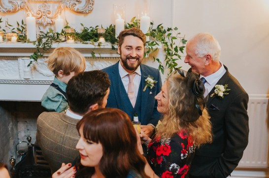 A Woodland Wedding at Hirst Priory (c) Laura Calderwood Photography (48)