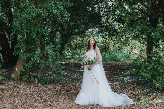 A Woodland Wedding at Hirst Priory (c) Laura Calderwood Photography (57)