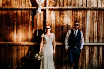 Stelfox Bride for a Vintage Wedding in Yorkshire (c) Peter Hugo Photography (62)