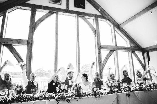 A Pronovias Wedding Dress for a Rustic Barn Wedding at Sandburn Hall (c) Hayley Baxter Photography (103)