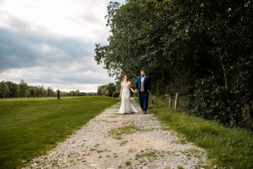 A Pronovias Wedding Dress for a Rustic Barn Wedding at Sandburn Hall (c) Hayley Baxter Photography (107)