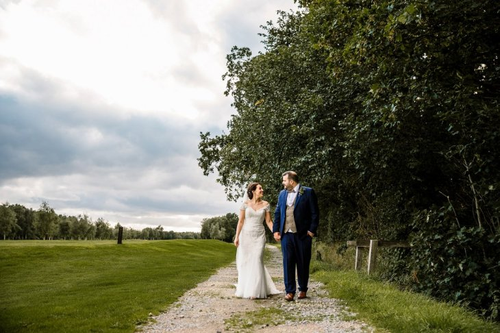 A Pronovias Wedding Dress for a Rustic Barn Wedding at Sandburn Hall (c) Hayley Baxter Photography (108)