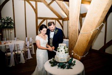 A Pronovias Wedding Dress for a Rustic Barn Wedding at Sandburn Hall (c) Hayley Baxter Photography (113)