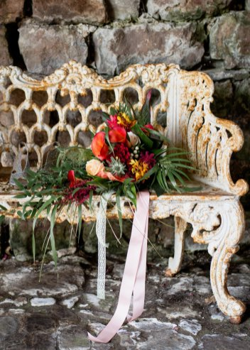 A Rustic Wedding at The Ashes (c) Charlotte Palazzo Photography (4)