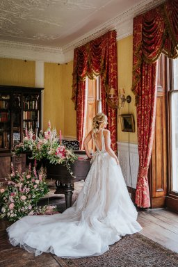 A Styled Wedding Shoot at Pepper Arden Hall (c) David West Photography (13)