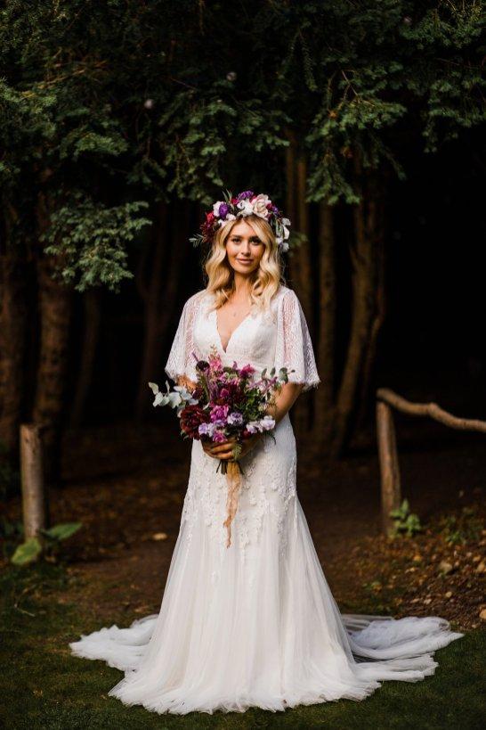 A Styled Woodland Wedding Shoot at Hazlewood Castle (c) Anna Beth Photography (39)
