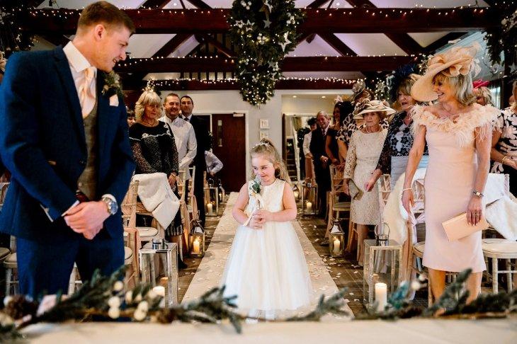 An Elegant Festive Wedding at The Coniston Hotel (c) Hayley Baxter Photography (36)