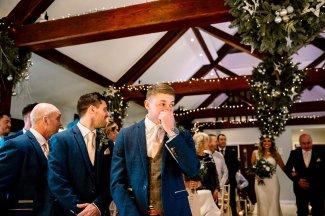 An Elegant Festive Wedding at The Coniston Hotel (c) Hayley Baxter Photography (38)