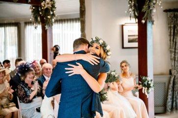 An Elegant Festive Wedding at The Coniston Hotel (c) Hayley Baxter Photography (47)