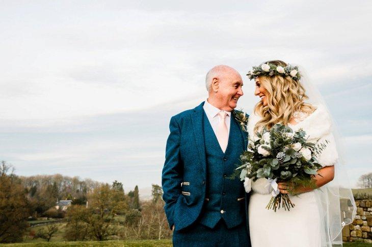 An Elegant Festive Wedding at The Coniston Hotel (c) Hayley Baxter Photography (79)
