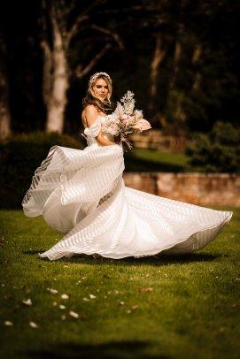 Campervan Wedding Shoot at Burton Manor wit Bellissima Brides (c) Madison Picture (108)