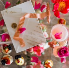 Living Coral Styled Wedding Shoot (c) Anna Beth Photography (39)