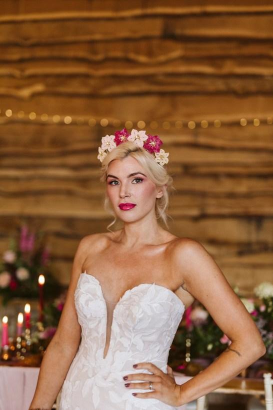 Neon Raspberry - A Styled Wedding Shoot at Hornington Manor (c) Kayleigh Ann Photography (19)