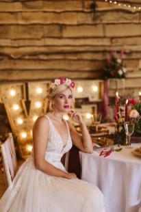Neon Raspberry - A Styled Wedding Shoot at Hornington Manor (c) Kayleigh Ann Photography (22)