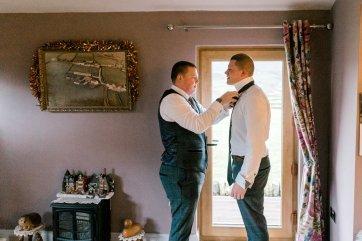 Pronovias Wedding Dress for a Winter Wedding at Mitton Hall (c) Kieran Bellis Photography for Brides Up North (2)