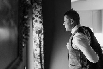 Pronovias Wedding Dress for a Winter Wedding at Mitton Hall (c) Kieran Bellis Photography for Brides Up North (4)