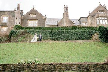 Pronovias Wedding Dress for a Winter Wedding at Mitton Hall (c) Kieran Bellis Photography for Brides Up North (49)