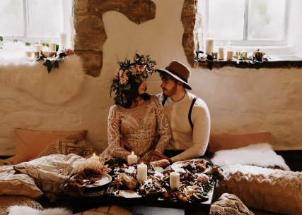A Boho Autumn Wedding Shoot at Ponden Mill (c) Mark Bamforth Photography (9)