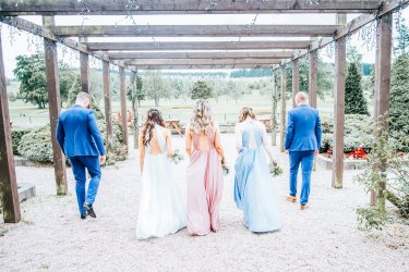 A Pastel Wedding at Slayley Hall (C) Mark Hedley Photography (35)