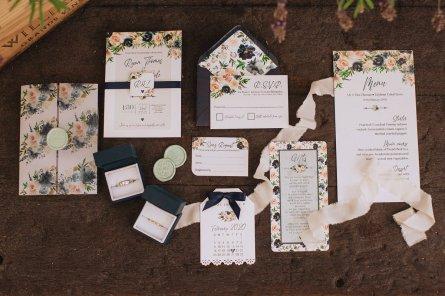A Rustic Farm Wedding Shoot in North Wales (c) Fox & Bear Photography (4)
