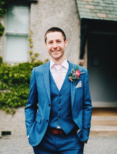 A Summer Lake District Wedding at The Lingholme Estate (c) Rachel Joyce Photography (15)
