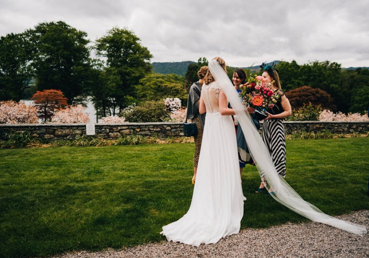 A Summer Lake District Wedding at The Lingholme Estate (c) Rachel Joyce Photography (54)