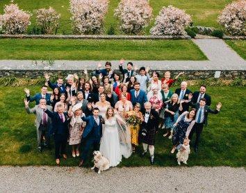 A Summer Lake District Wedding at The Lingholme Estate (c) Rachel Joyce Photography (56)