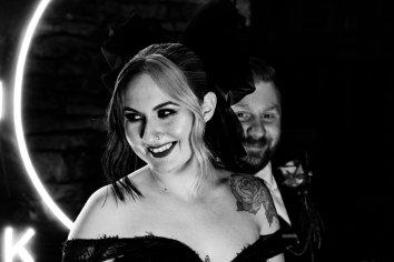 Halloween Gothic Wedding Creative Shoot (c) Veil & Gun Photography (17)