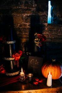 Halloween Gothic Wedding Creative Shoot (c) Veil & Gun Photography (33)